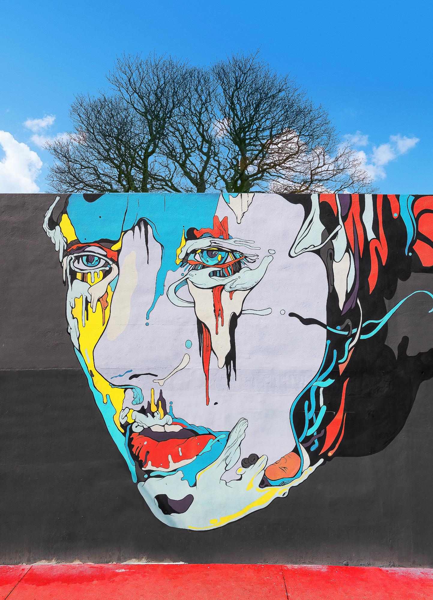 graffiti street art - Miami