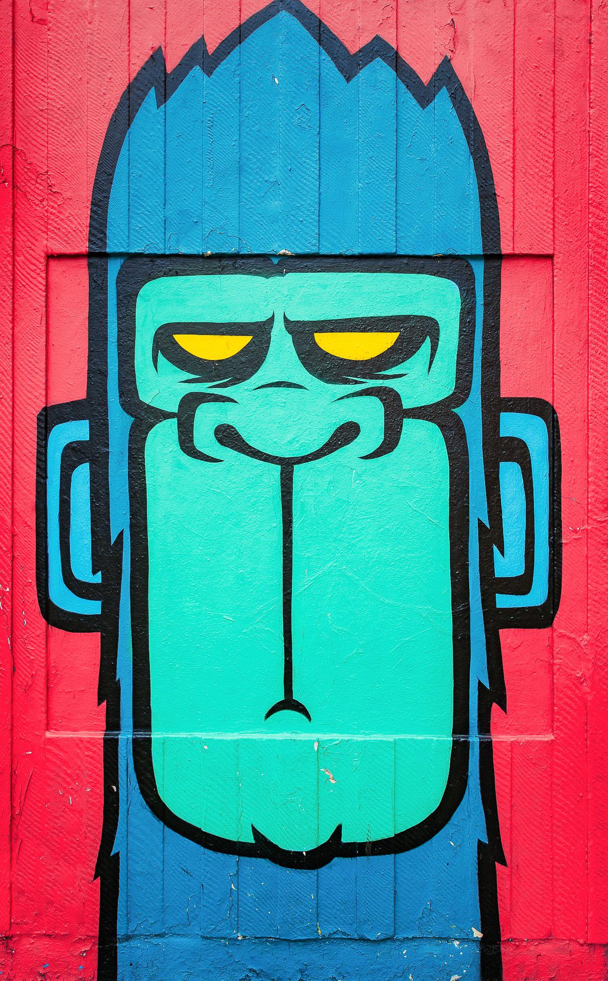 graffiti street art -