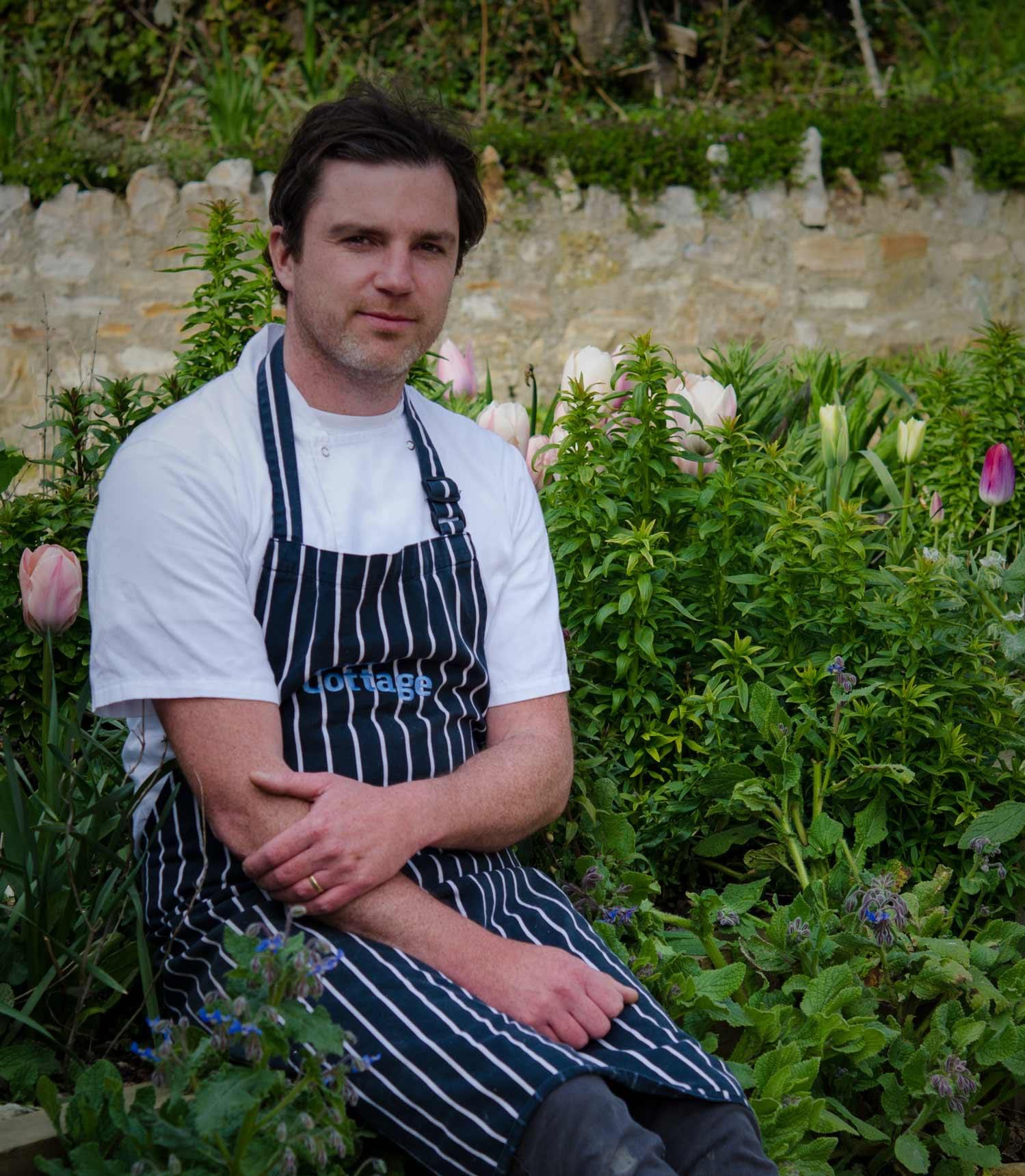 Gill Mellor, chef, food writer and author of Gather, Time and several River Cottage Handbooks