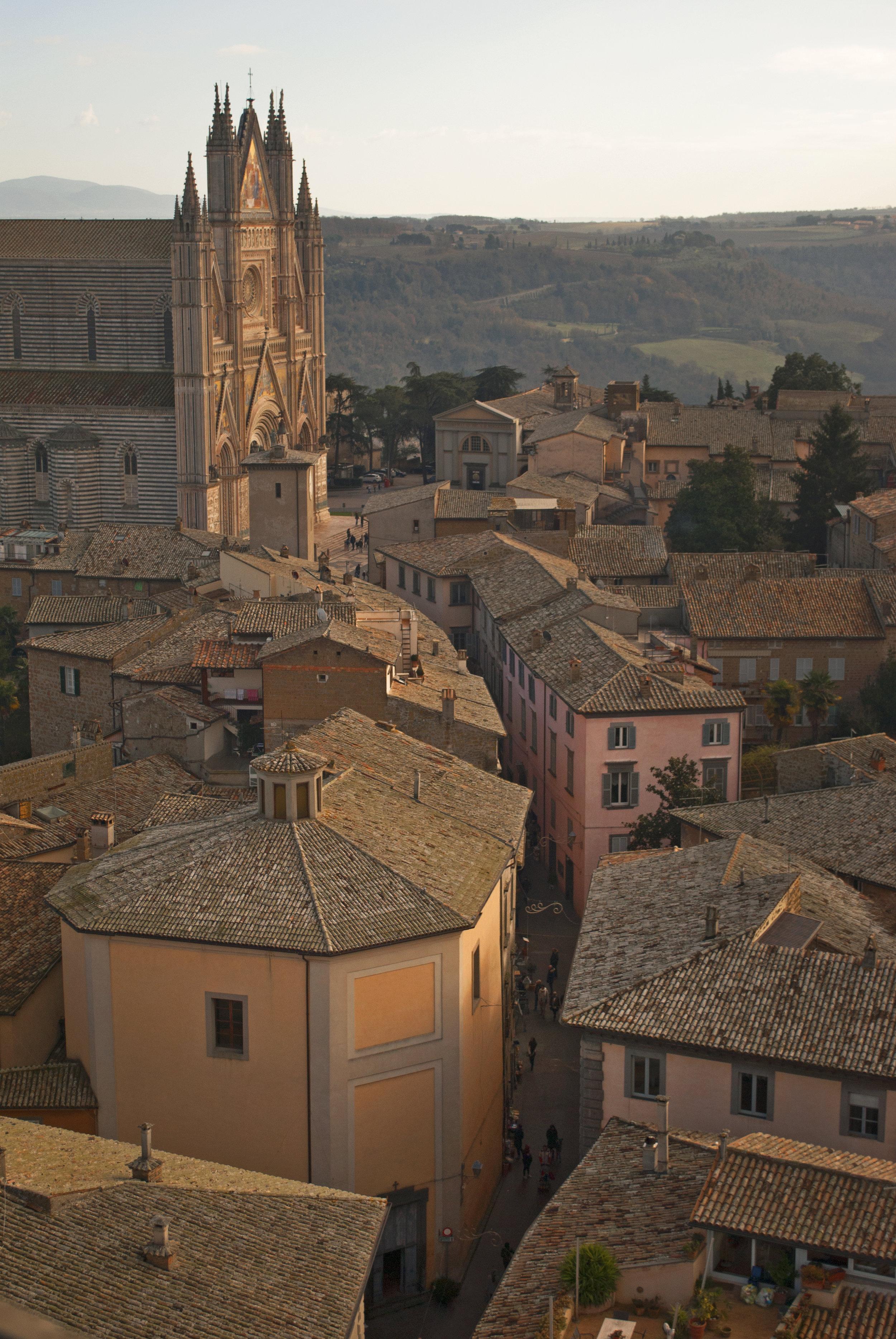 Via del Duomo from Clocktower Madeline Linnell.jpg