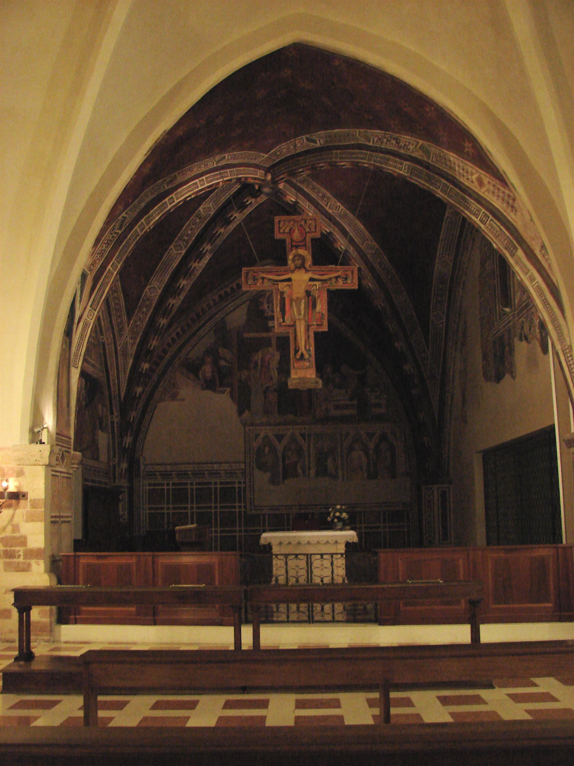 #5 Cross in Santa Chiara.JPG