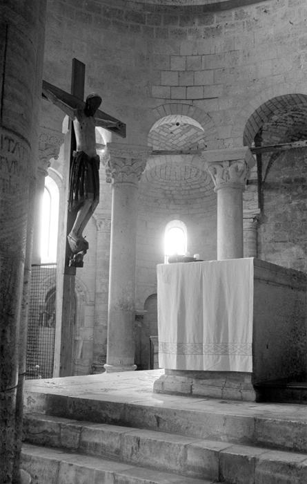 Sant'Antimo, southern Tuscany