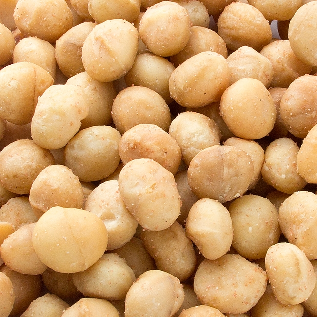 Raw Macademia Nuts