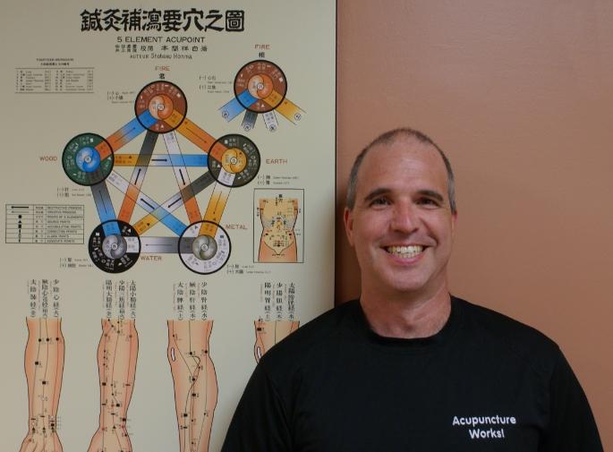 Matthew Colavecchia - Acupuncturist
