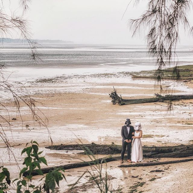 Amongst the expansive lands of Endor, our heroic couple braved endless challenges along their marriage journey... And lived happily ever after! In a galaxy not so far away. 😇 . . . . #bridestory #weddingscoop #sgbrides #sgweddingphotographer #shesaidyes #ido #weddingphotography #sonythemeofthemonth #weddinginspiration #weddinggoals #theknot #buzzfeedweddings #weddingstylist #gettingmarried #bridalideas #bridalcouture #bridegoals #sonylove #yestothedress #dirtybootsandmessyhair #weddingscoop #destinationwedding #weddinginspiration #theweddinglegends #sonysingapore #destinationphotographer #destinationbride #junebugweddings #weddingphotographer #singaporeprewedding