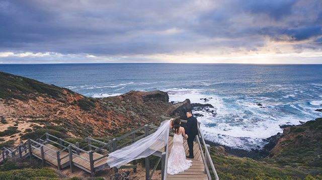 So we're finally all done wrapping up our edits from our  Melbourne adventures and super hyped to share what we've been working on! ⠀⠀⠀⠀⠀⠀⠀⠀⠀ Spent a day out at Cape Schank with the amazing @jiawenlee_ and Joshua - it was forecast for cloudy weather but we were super fortunate to have the sun break for some epic lighting over this gorgeous landscape! Super fun hanging out with these two, Jia Wen definitely picked the right guy because Joshua can REALLY cook so we headed out to nearby Sorrento and loaded up on a ton of fresh seafood which we feasted on for dinner after a rewarding shoot together! More stories tk! . . . . #bridestory #weddingscoop #sgbrides #sgweddingphotographer #shesaidyes #ido #weddingphotography #sonythemeofthemonth #weddinginspiration #weddinggoals #theknot #buzzfeedweddings #weddingstylist #gettingmarried #bridalideas #bridalcouture #bridegoals #sonylove #yestothedress #dirtybootsandmessyhair #weddingscoop #destinationwedding #weddinginspiration #theweddinglegends #sonysingapore #destinationphotographer #destinationbride #junebugweddings #weddingphotographer #melbourneprewedding