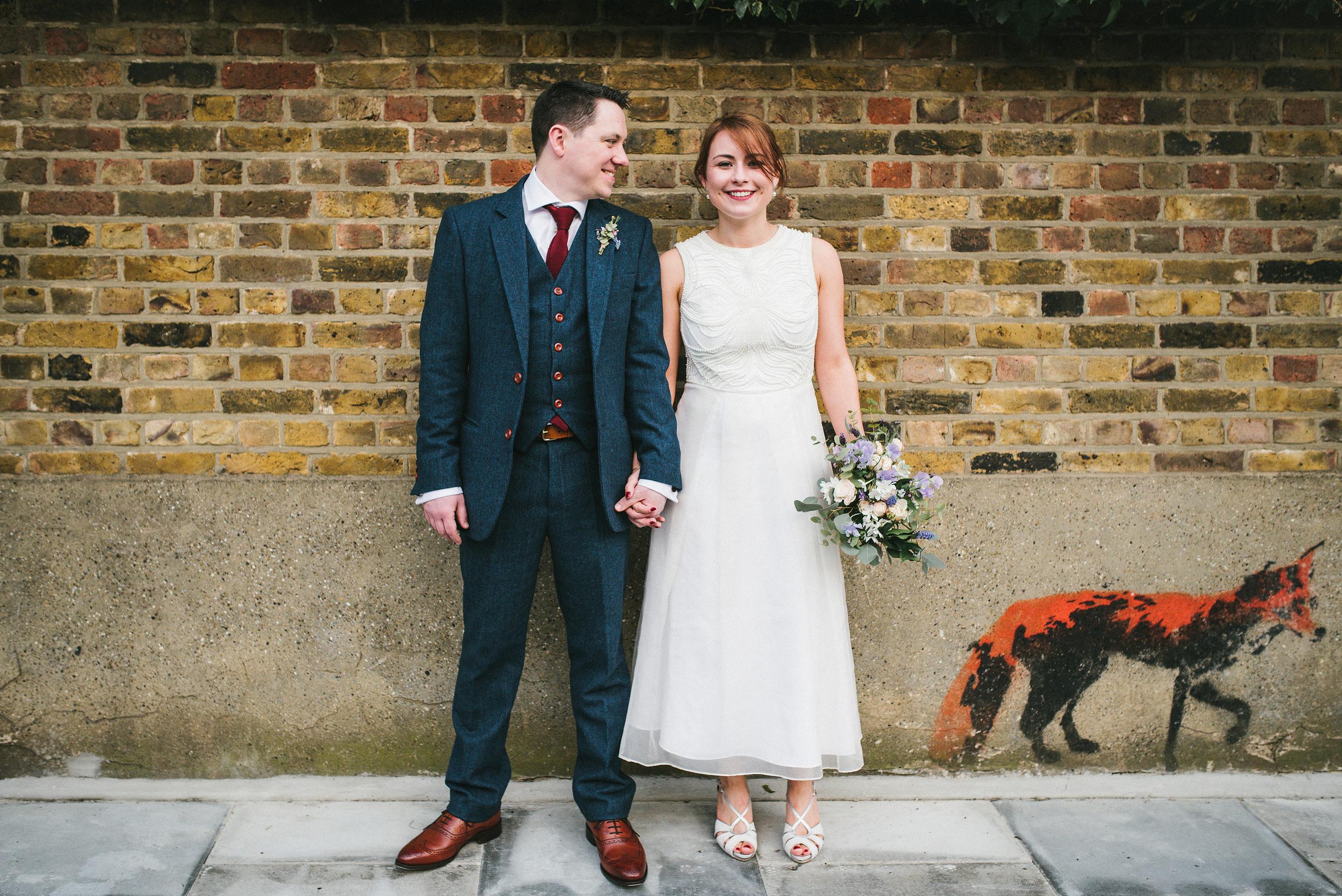 Married Couple Londesborough Pub