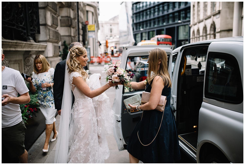 London Alternative Wedding Photographer the Lamb Leadenhall Market-23.jpg