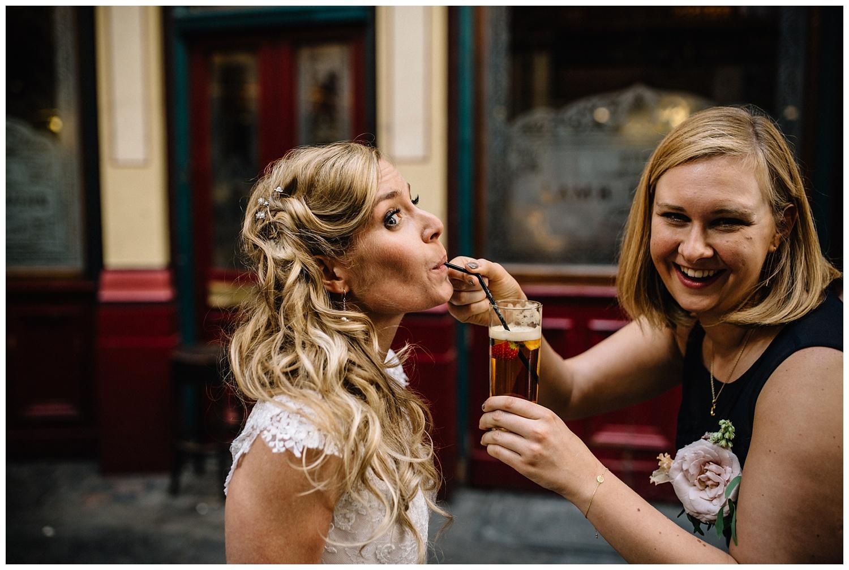 London Alternative Wedding Photographer the Lamb Leadenhall Market-62.jpg
