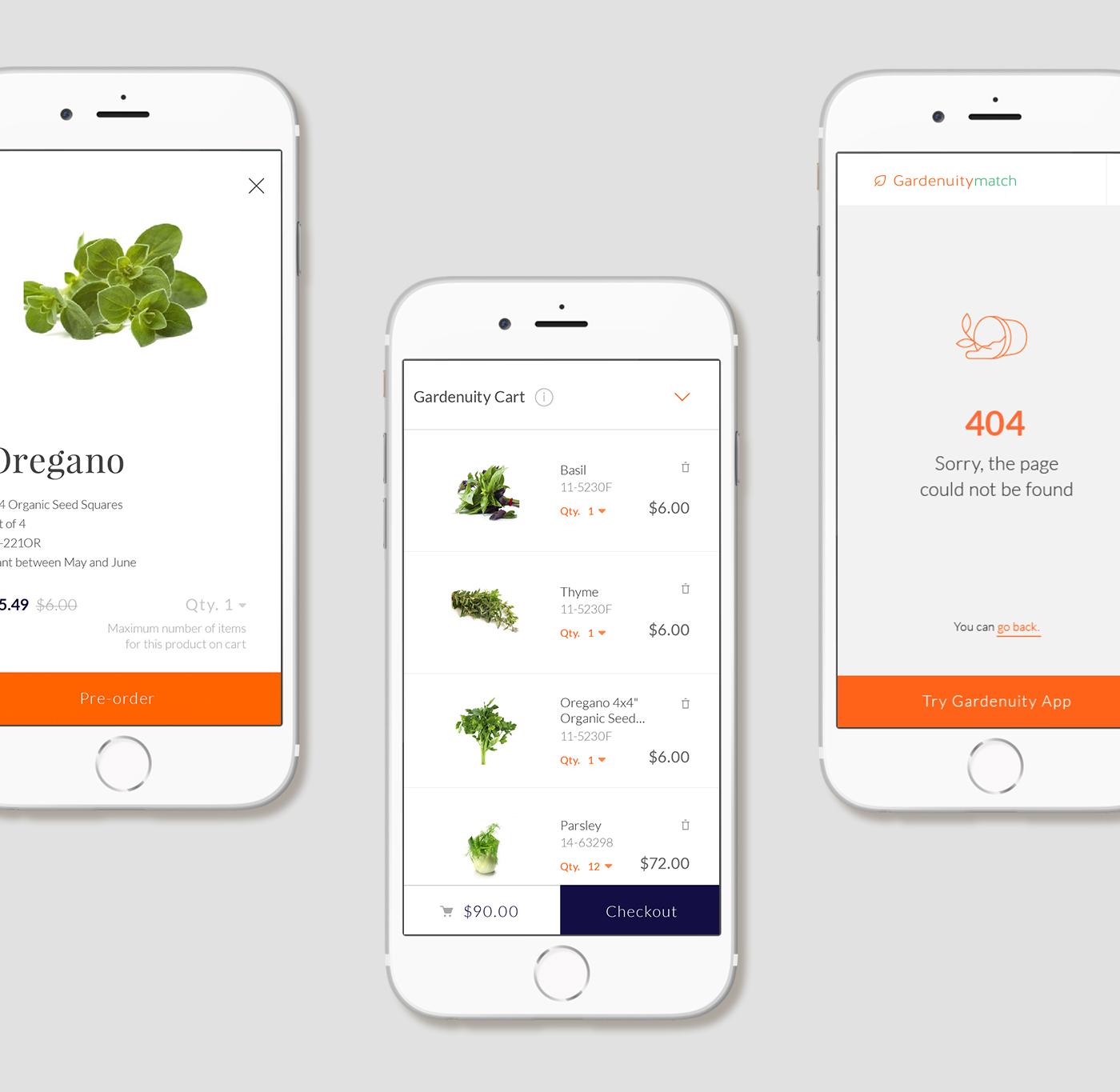 Gardenuity Match by Gen Design Studio
