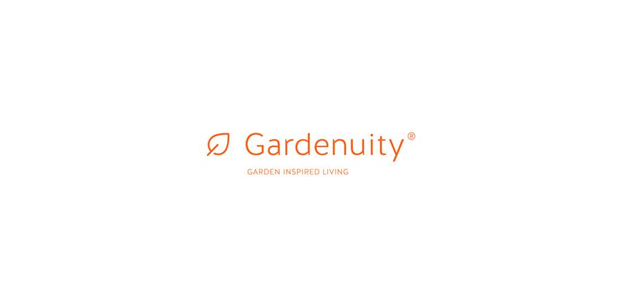 Gardenuity logo by Gen Design Studio