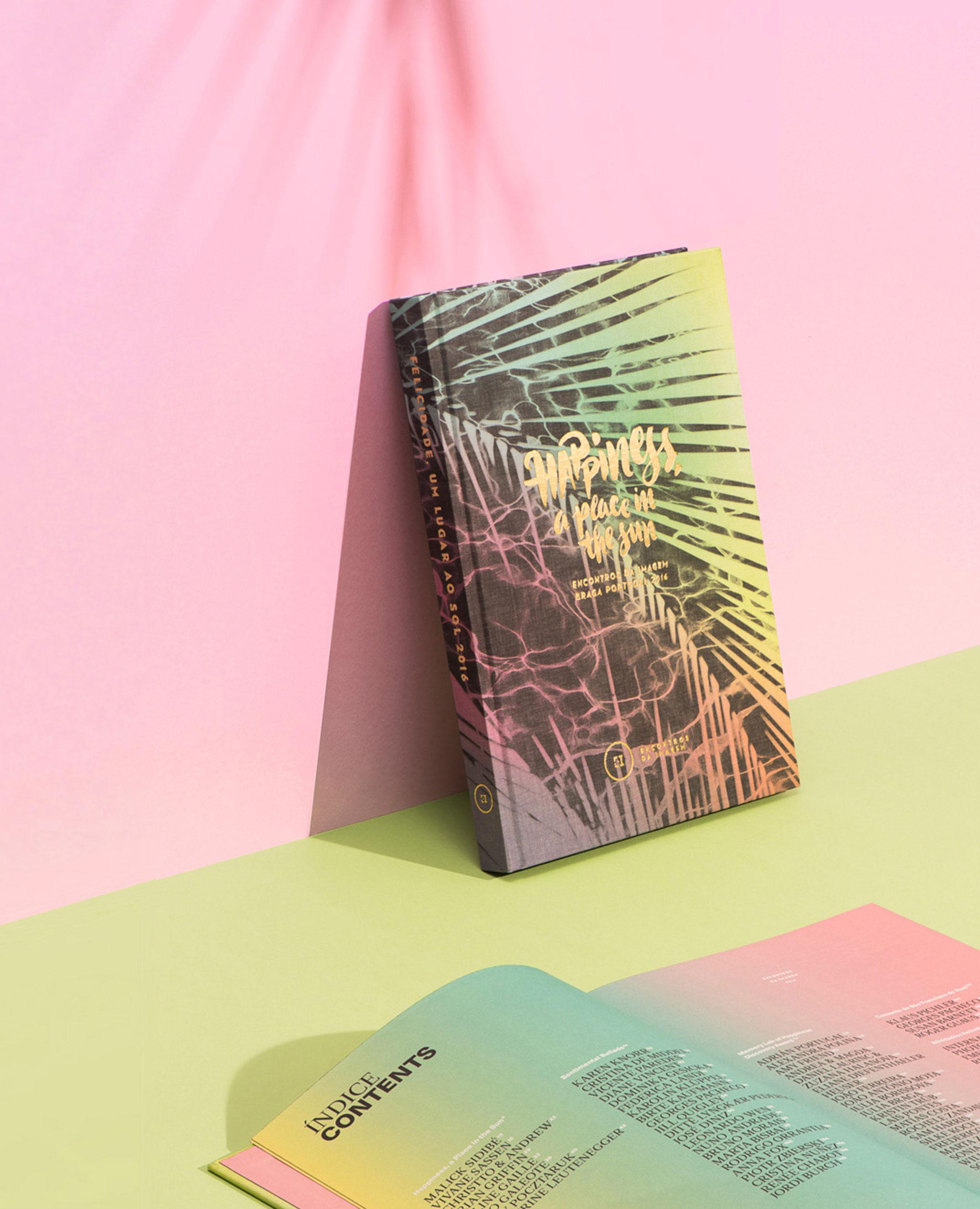Encontros da Imagem 2016 — exhibition catalog by Gen Design Studio