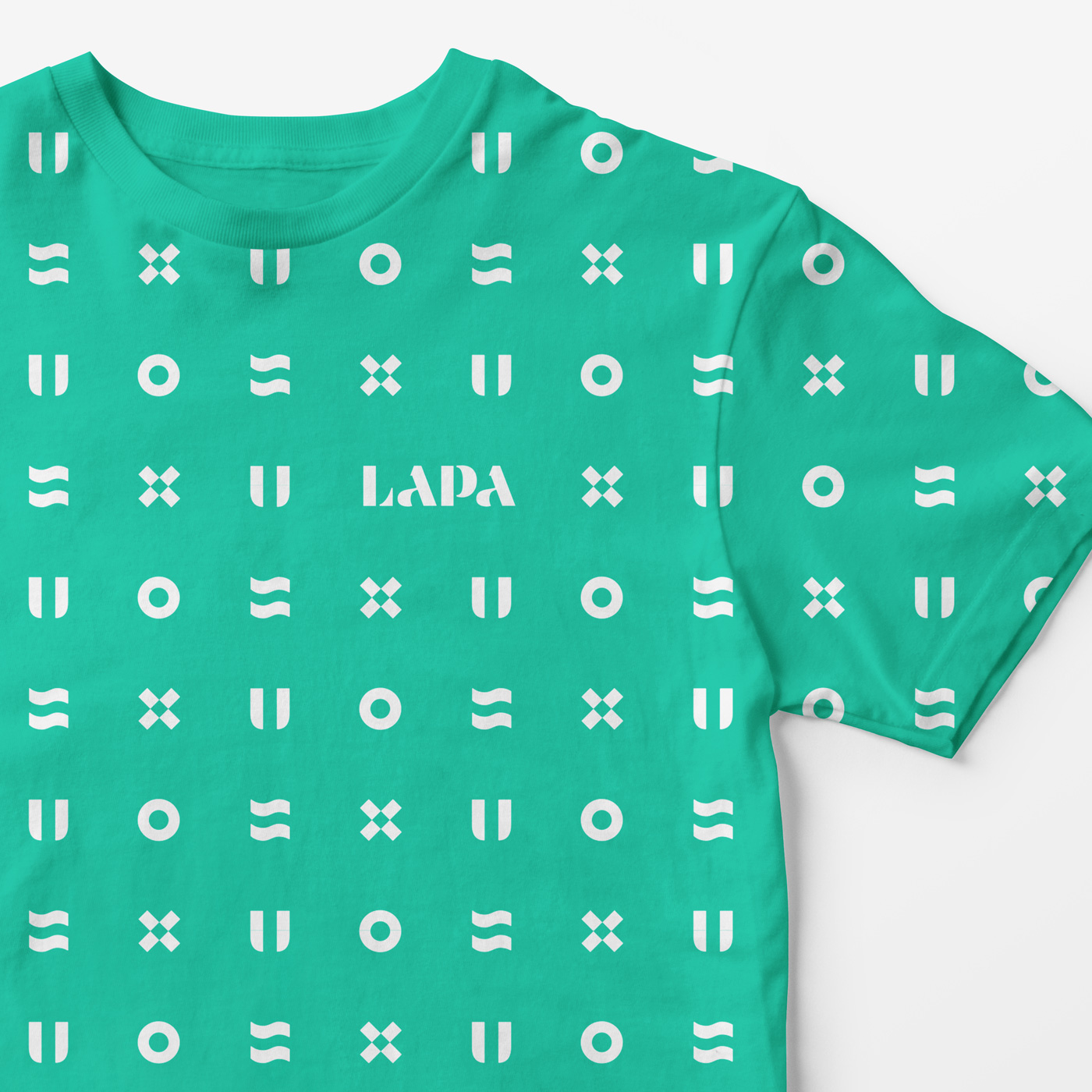LAPA t-shirt by Gen Design Studio