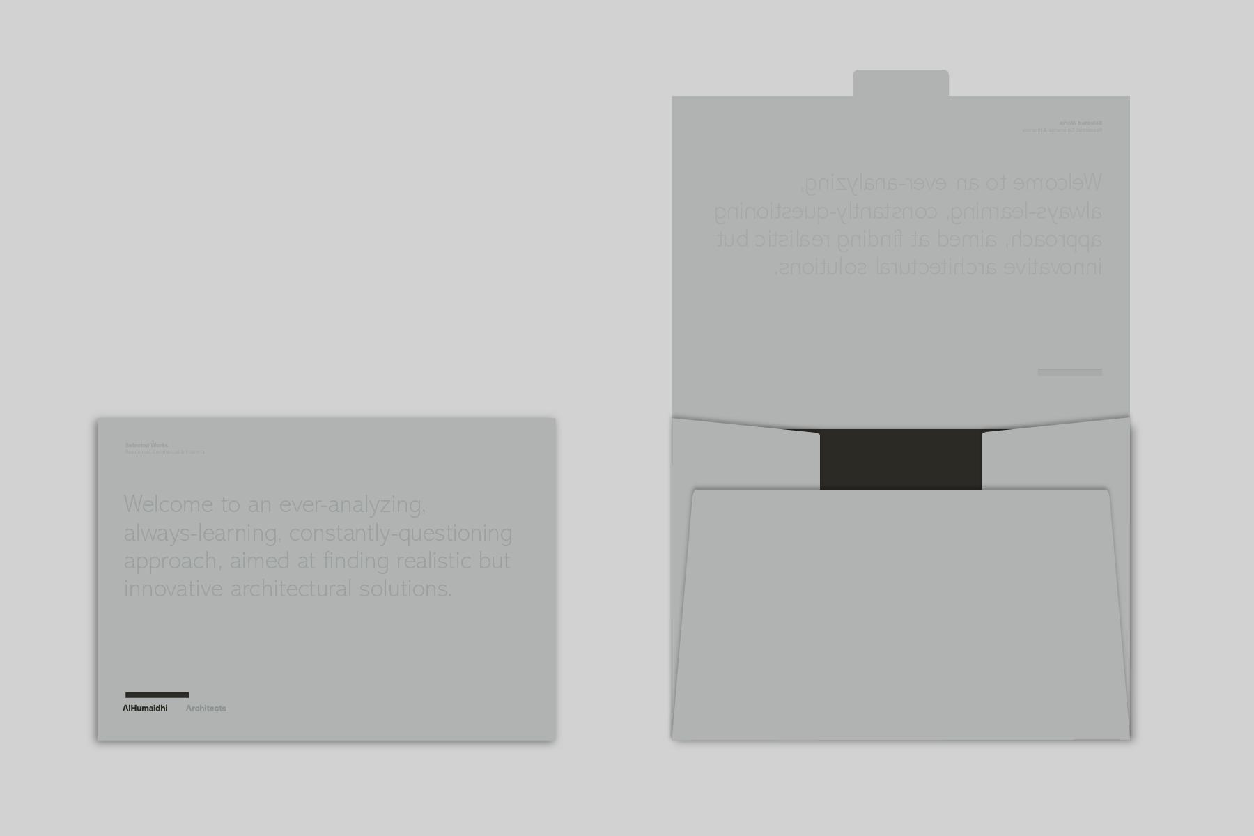 AlHumaidhi Architects by Gen design studio