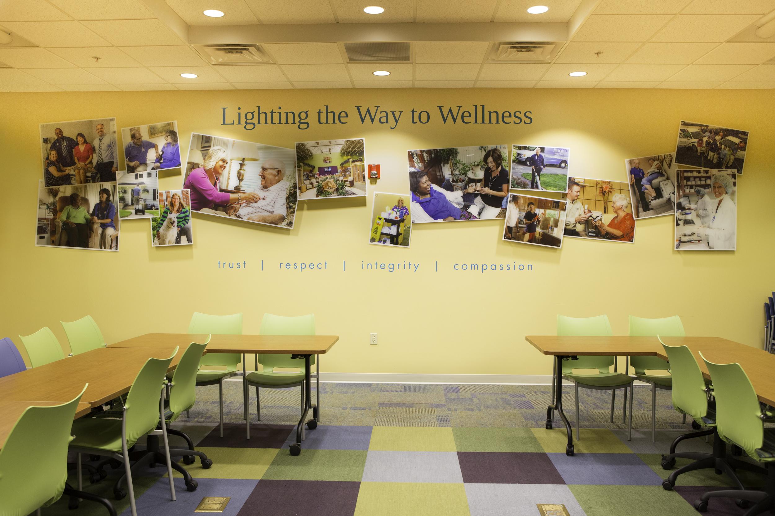 Healthcare Training Room