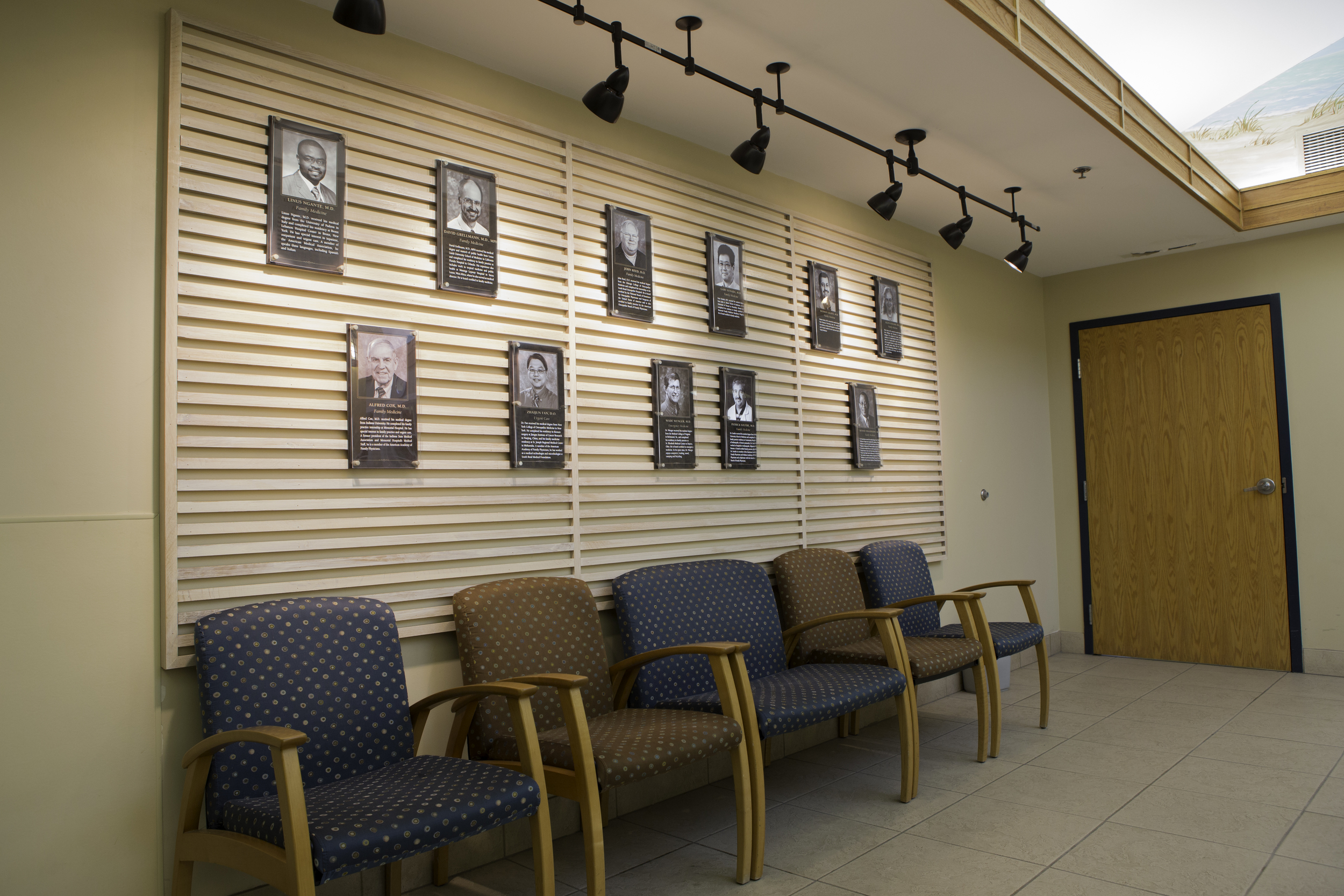 Urgent Care Waiting Area