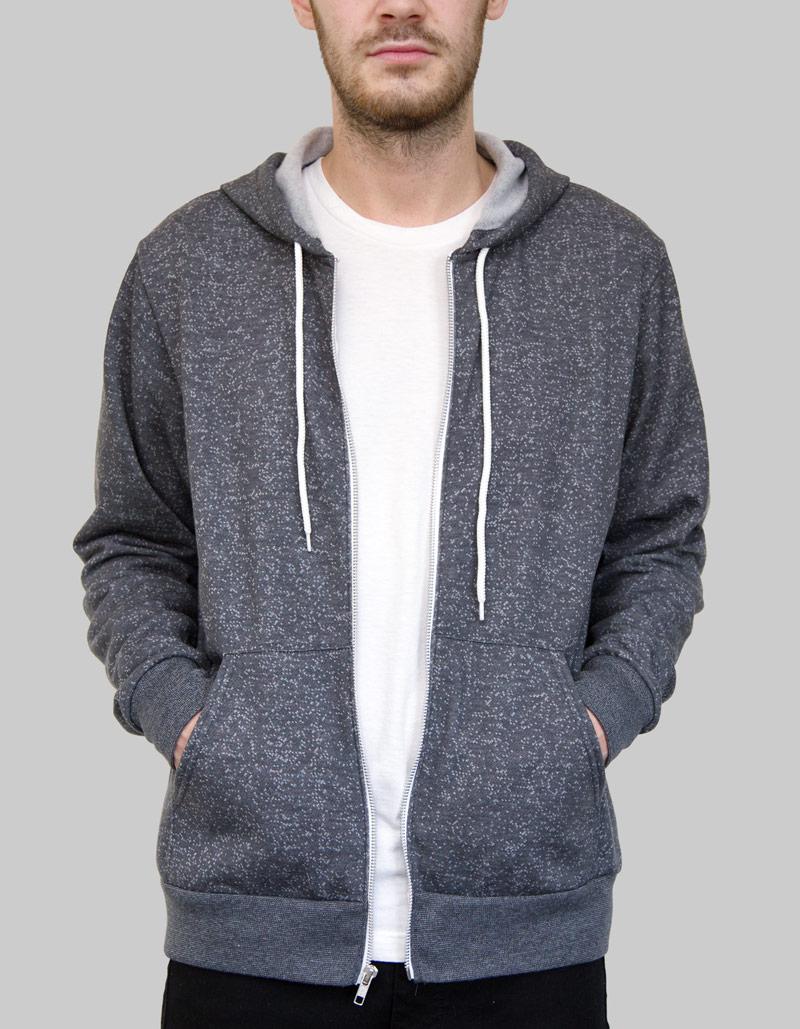 Essential Zip Hoodie   Unisex / 240gsm / 14 Colours