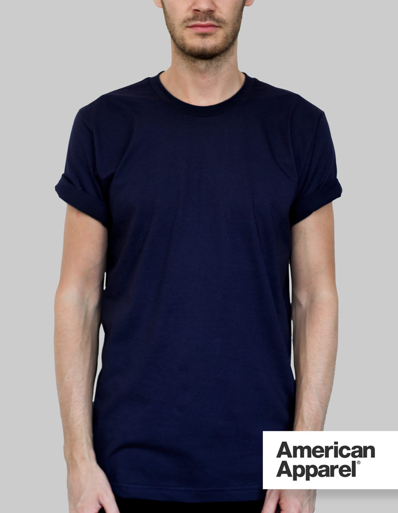 American Apparel T-Shirt   Unisex / 146gsm / 12 Colours