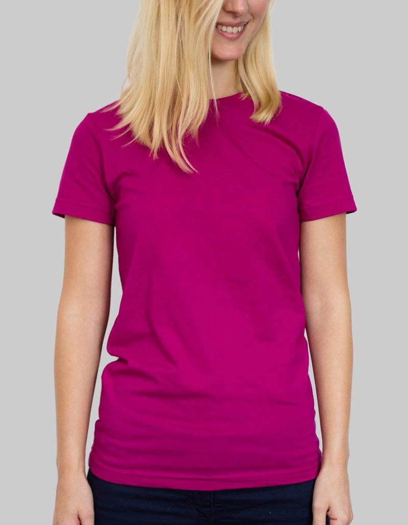 Ladies American Apparel T-Shirt   Ladies / 146gsm / 14 Colours