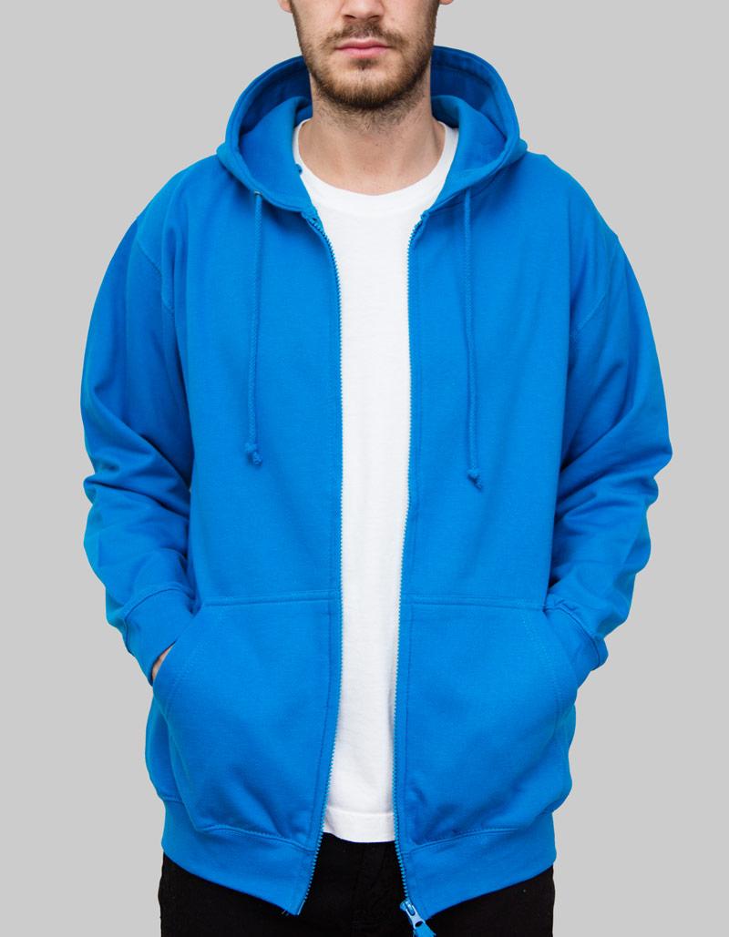 Standard Zip Hoodie    Unisex / 280gsm / 16 Colours