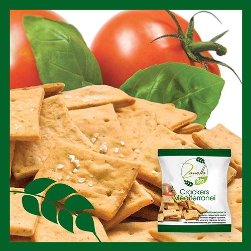 Crackers Mediterranei