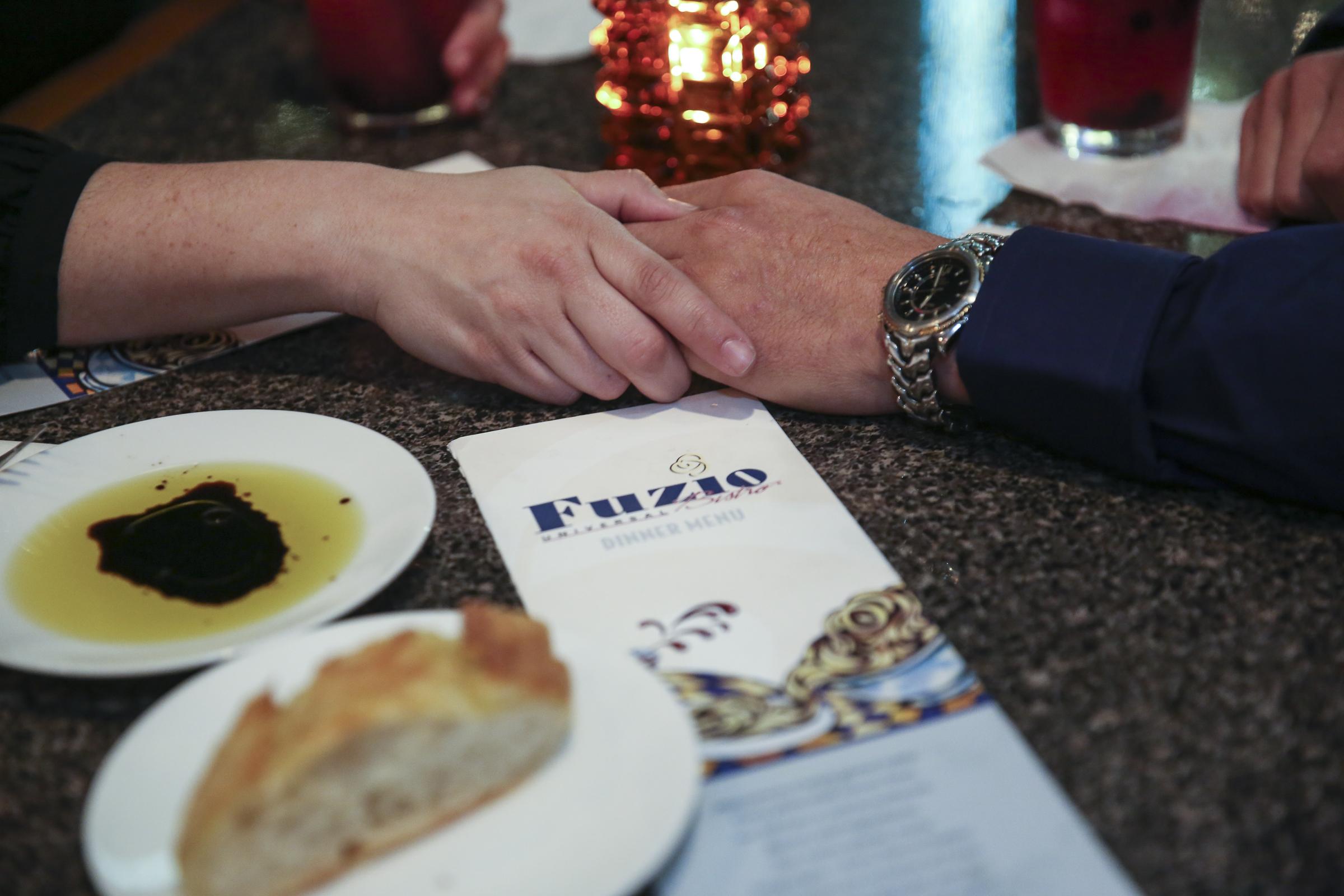 Date Night at Fuizo in Downtown Modesto