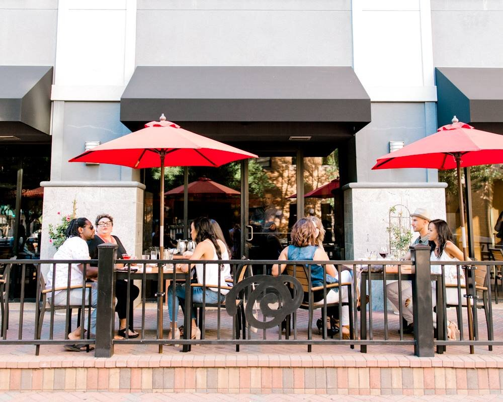 Best Outdoor Dining in Modesto
