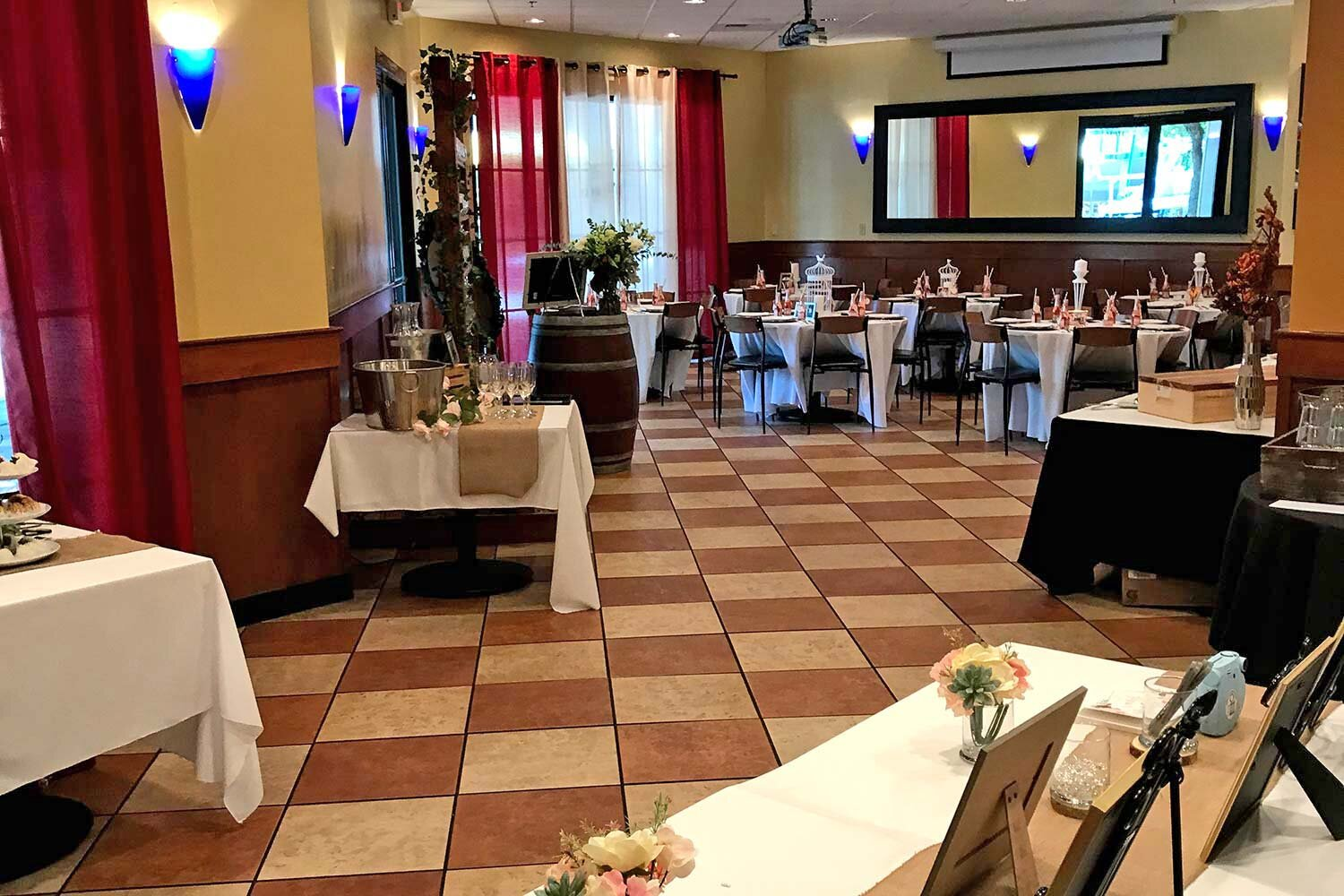 Event Space in Downtown Modesto