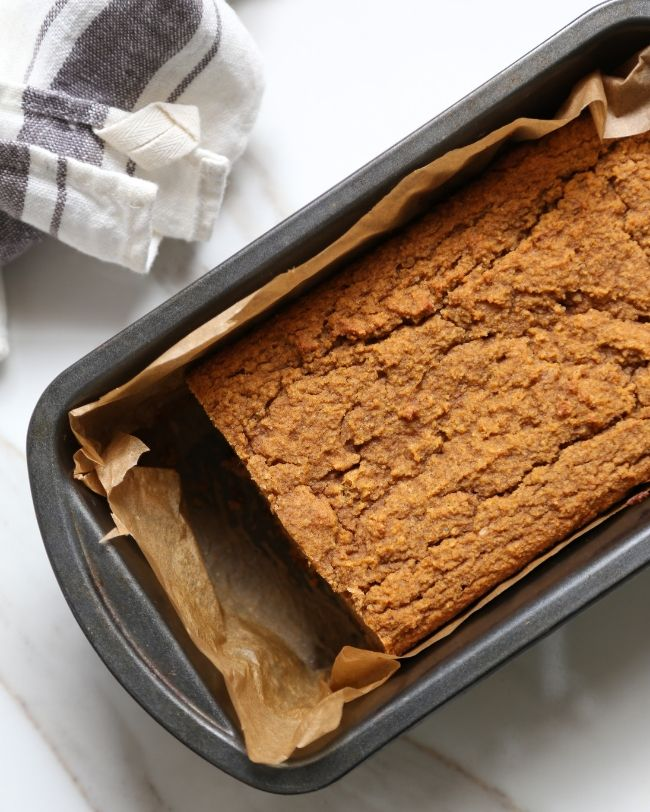 The Best Healthy Pumpkin Bread