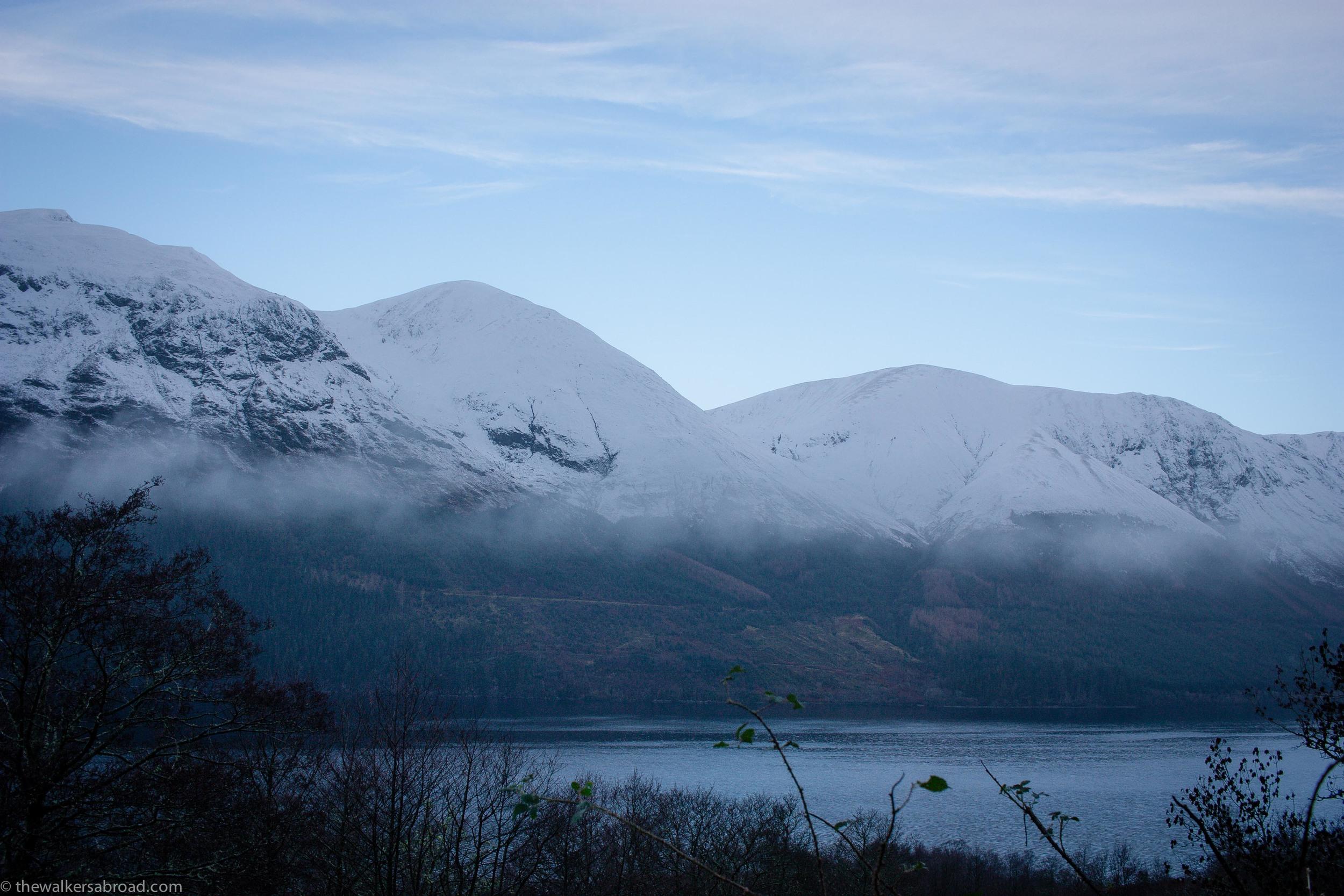 Views of Loch Lochy (or as I like to call it Lakey Lake. Ahem)