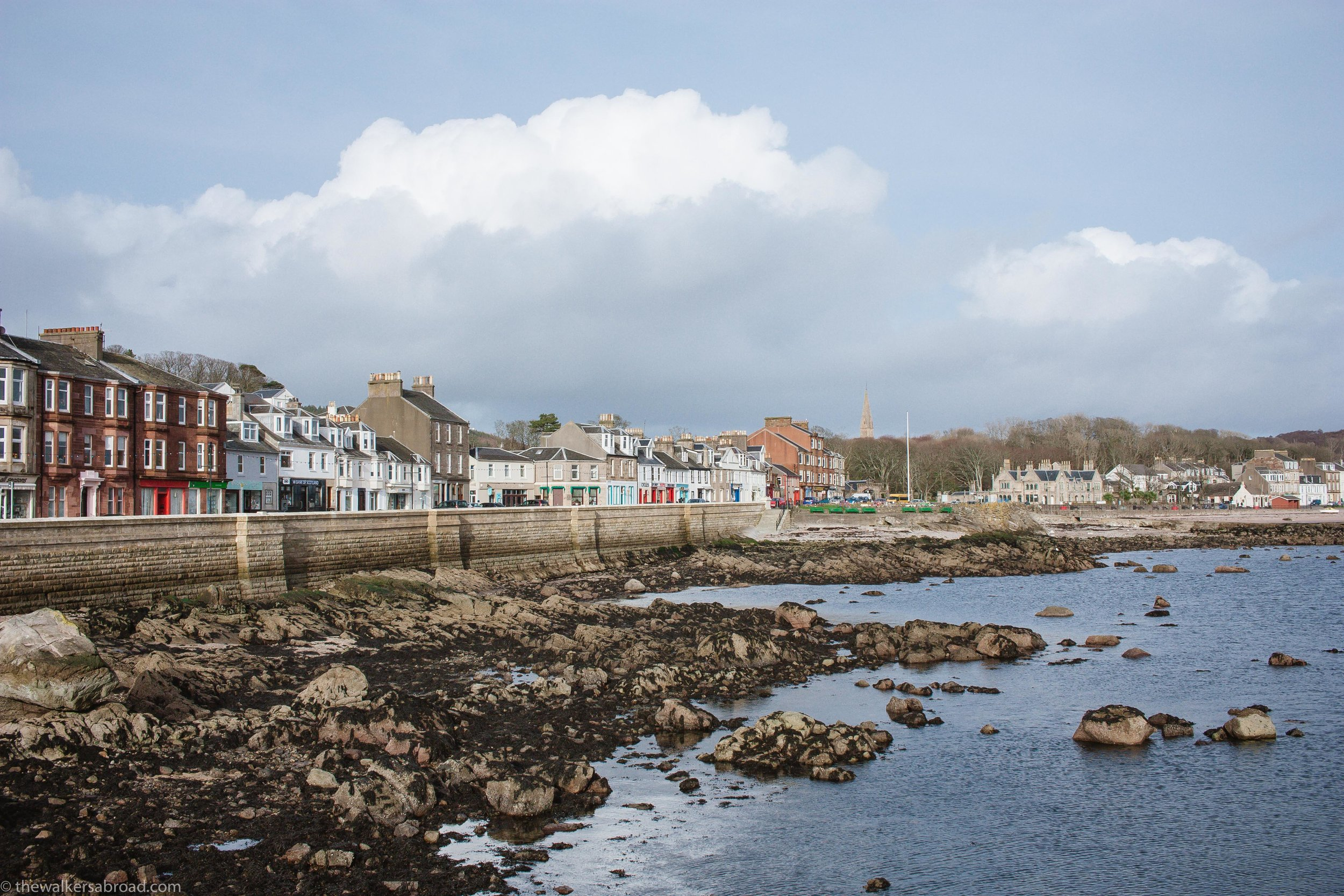 Cumbrae Scotland Island
