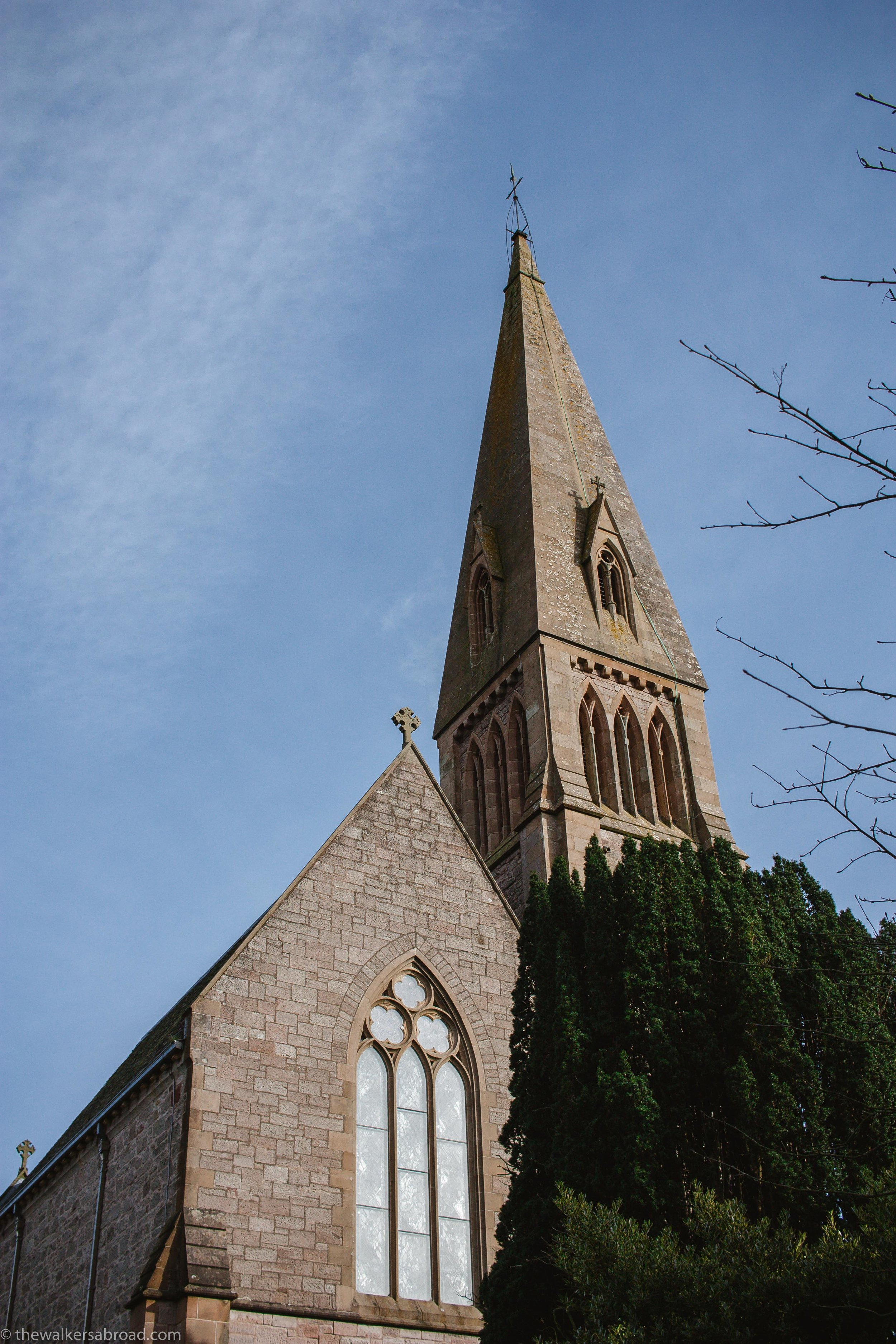 Church Scotland Cumbrae Millport