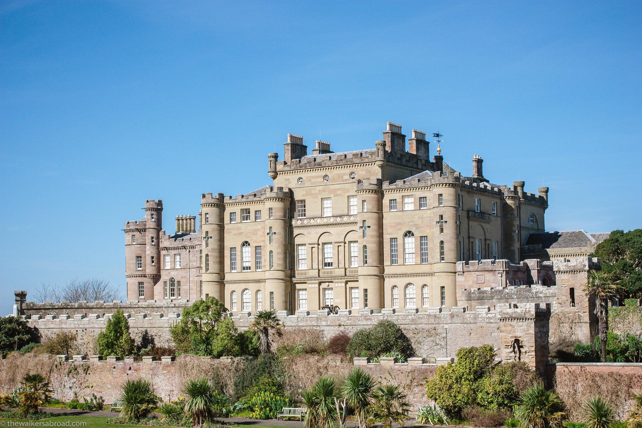 Culzean Castle, Ayr, Scotland