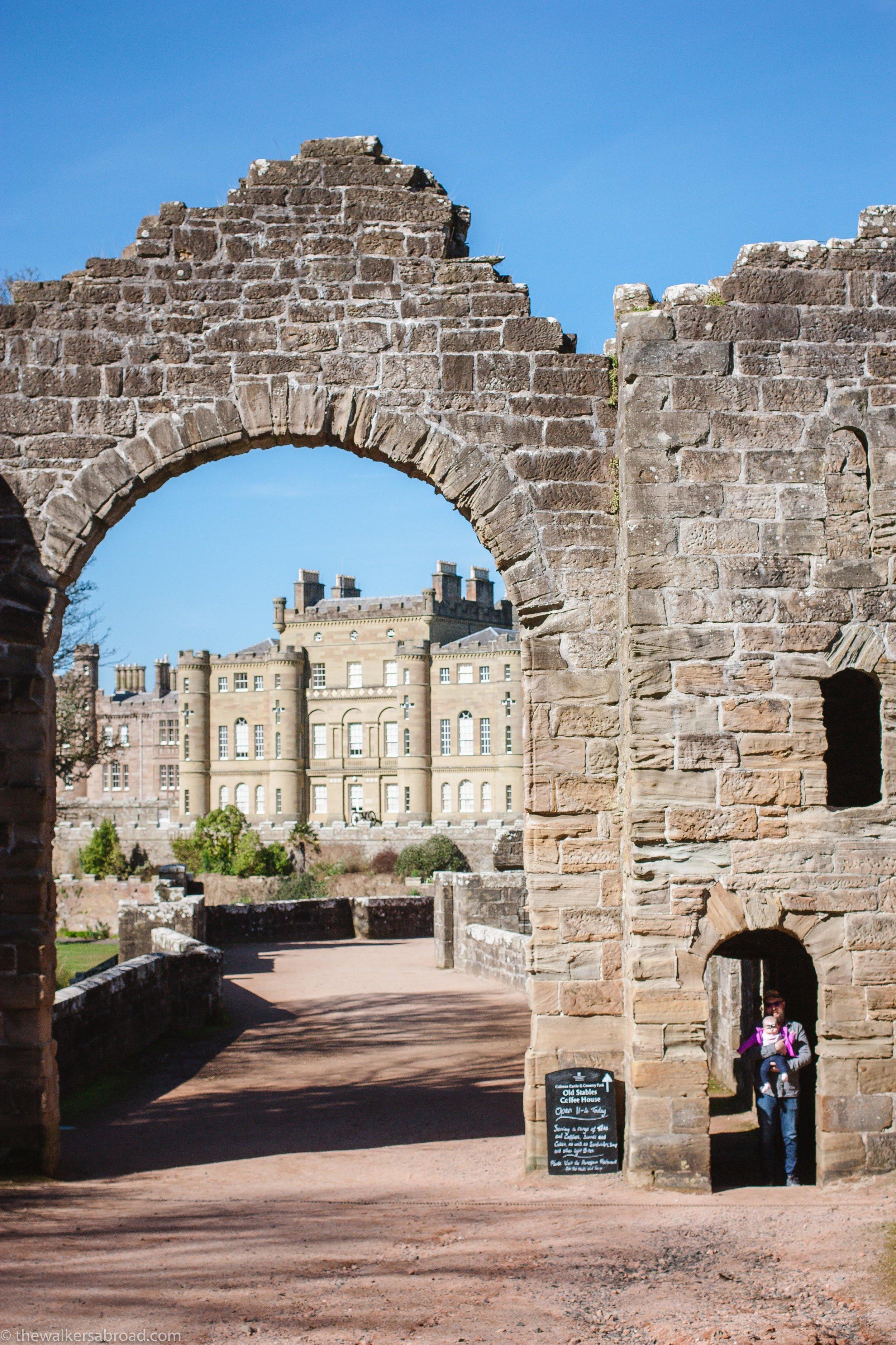 Culzean Castle Scotland