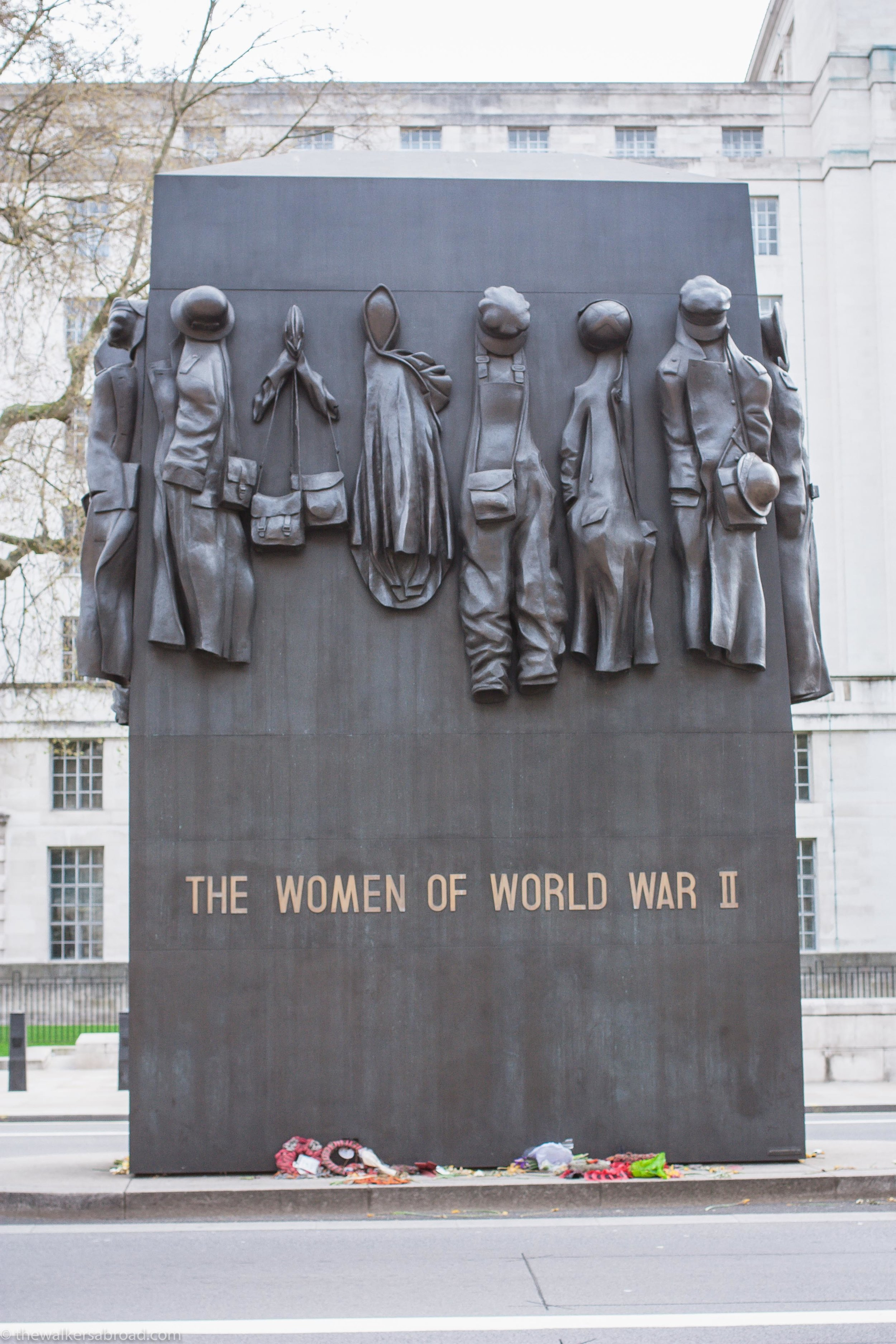 I thought this was such a beautiful tribute to the women of WW2.