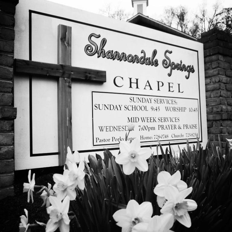 Shannondale Springs Chapel
