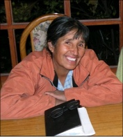 Hermana Rosa - Please pray for her family, her brother, Lorenzo, who faithfully continues working to plant churches in several villages here in the Cotahuasi Canyon. Also pray for her son, Hugo & her very elderly mom, Tarcila.