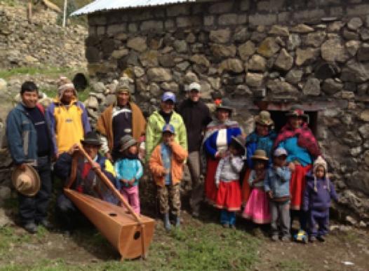 - A small church in the village of Chincayapa (pronounced like: cheen-c-eye-yapa)