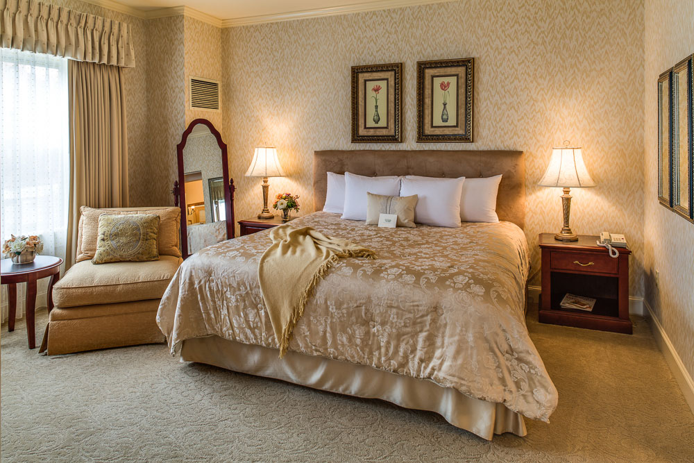 Fairhaven Suite - Bedroom