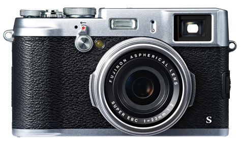 Fuji X100S.  Photo provided by Fujifilm.com