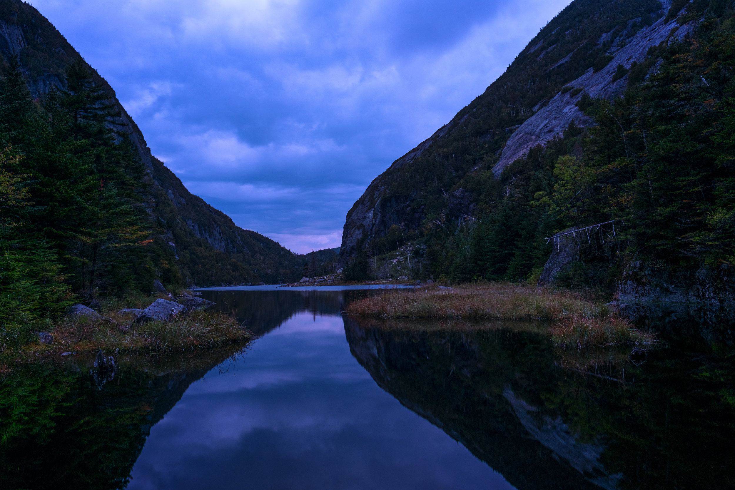 Avalanche Lake, Adirondacks