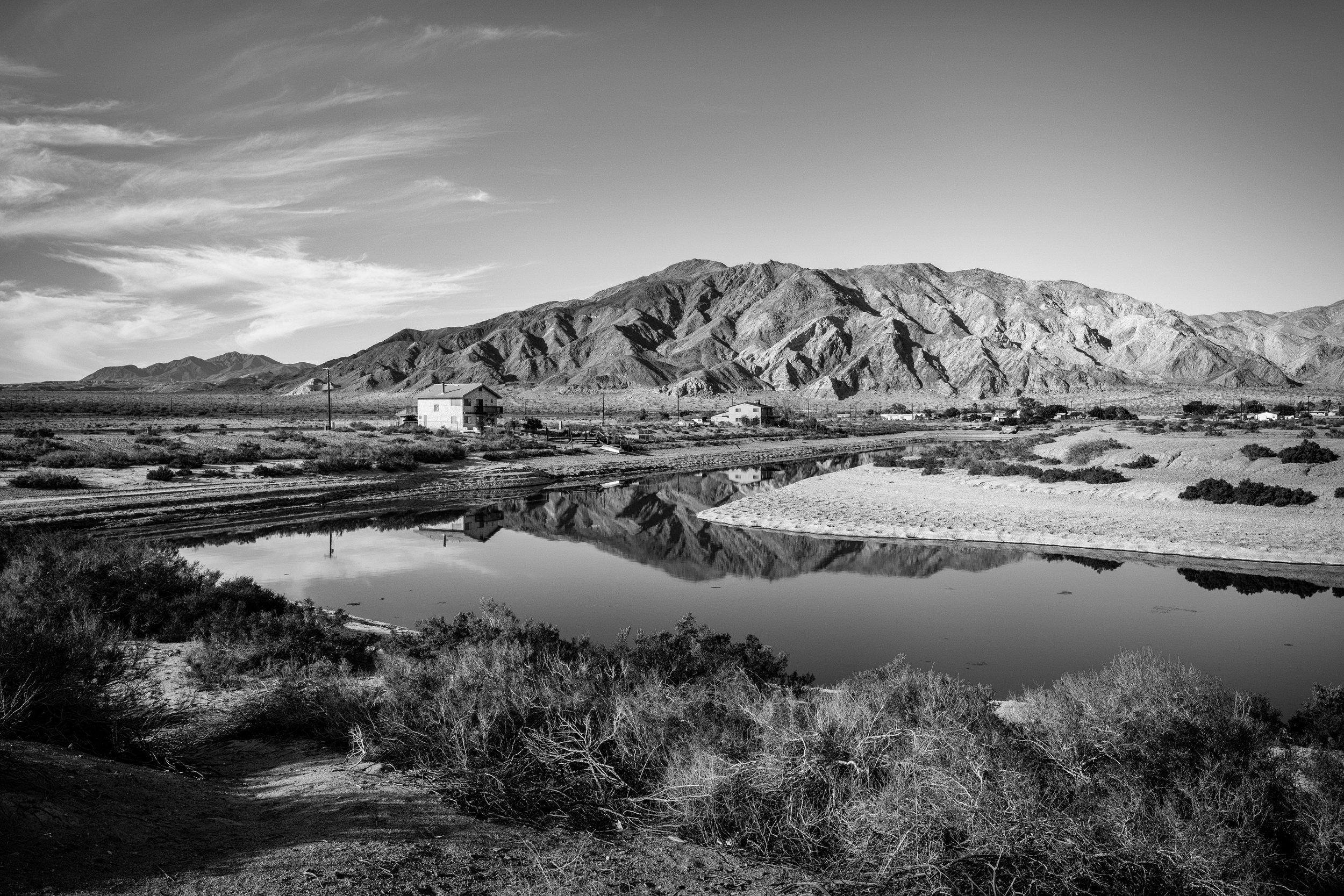 Desert Shores. 1/340 @ f8, ISO 200.