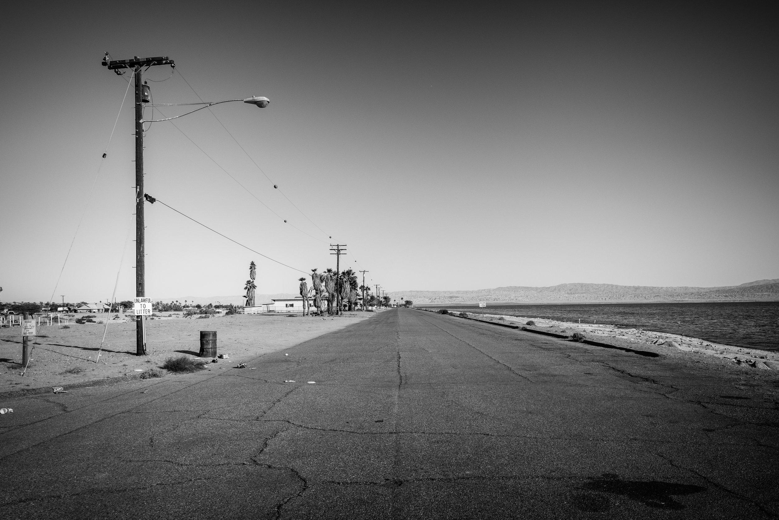 Desert Shores. 1/250 @ f8, ISO 200.