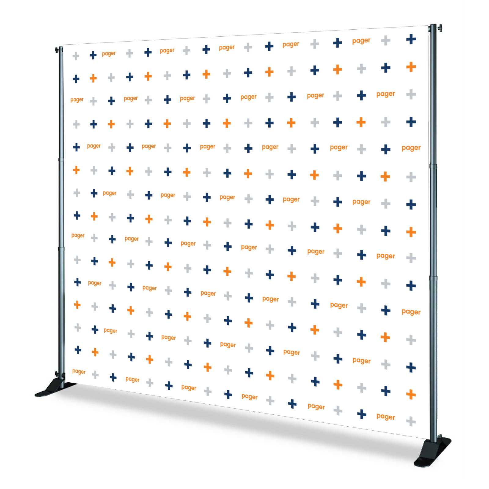 On-site events backdrop