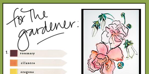 mothers day- gardener detail