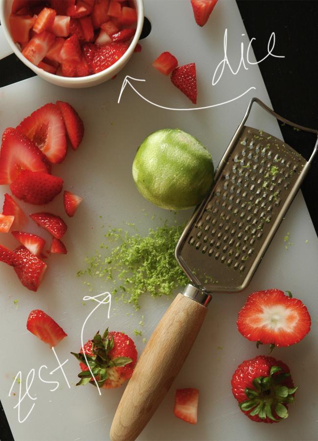 strawberry scones3 via courtney khail
