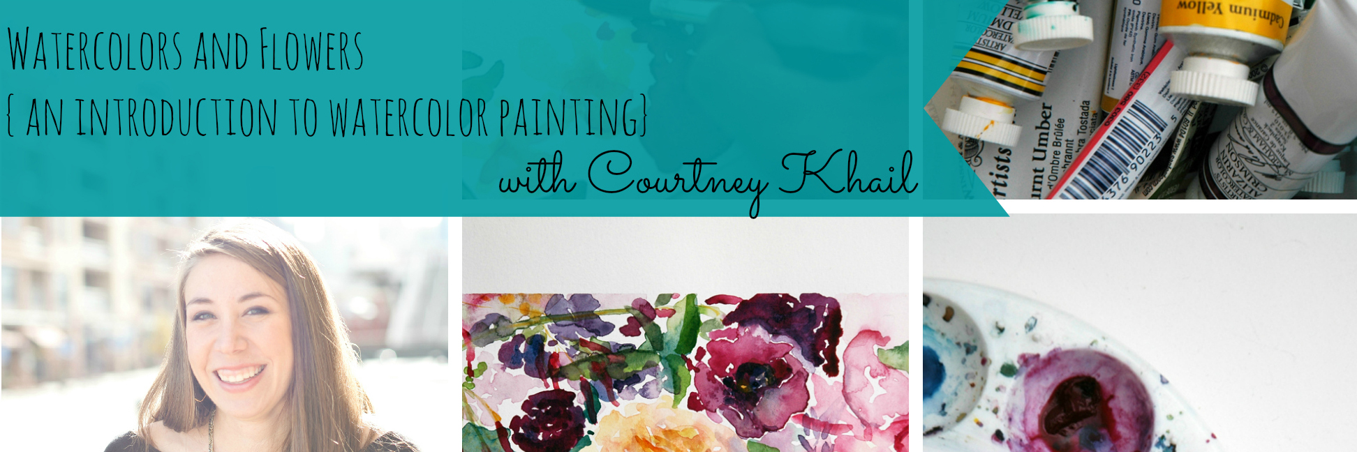 watercolor with courtney khail detail
