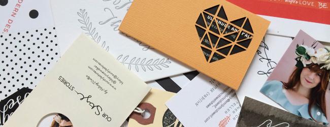 business cards from alt summit via courtney khail