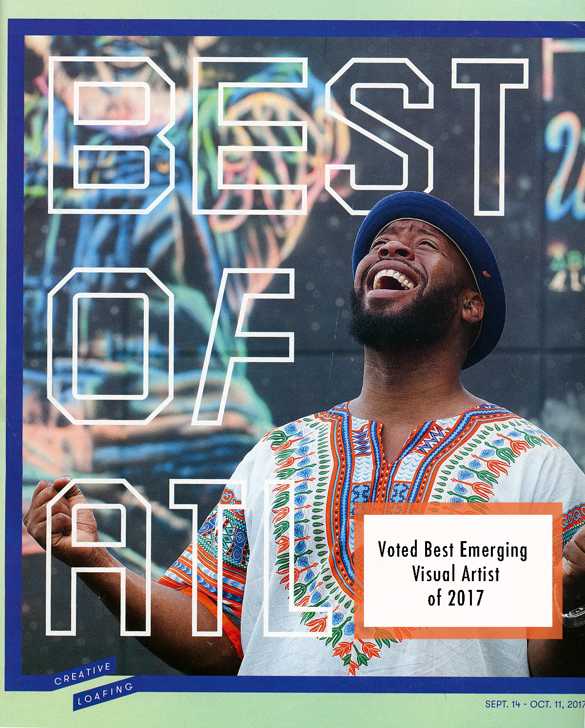 Best Emerging Visual Artist Creative Loafing | Courtney Khail | Southern Artist | Atlanta Artist | Courtney Khail