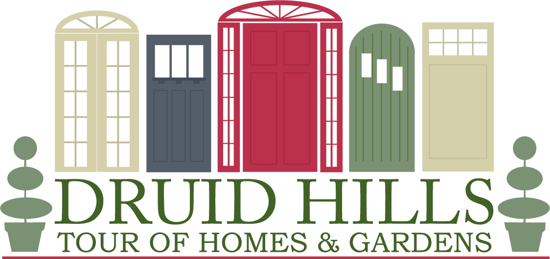 Druid Hills Tour of Homes - Druid HIlls Tour of HomesApril 12-14, 2019This weekend is the Druid Hills Home Tour in Atlanta, Georgia. In addition to five other sights, your ticket includes access to 1297 Briardale Lane. Nicknamed the